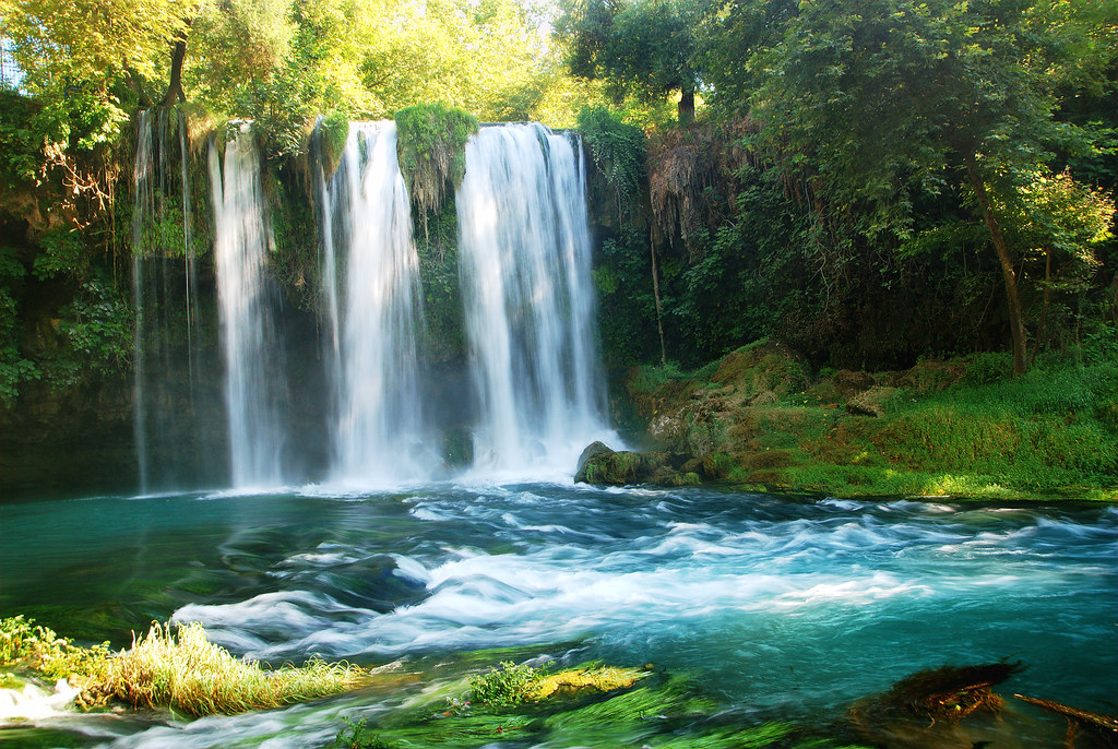 Duden Waterfalls Antalya