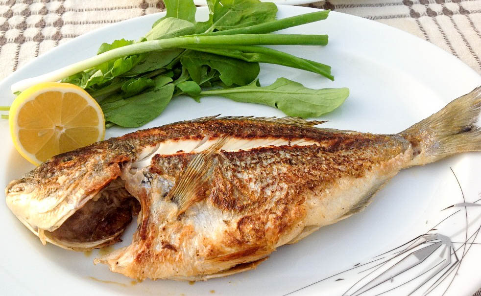 The insider s guide to eating fish in turkey property turkey for Best type of fish to eat
