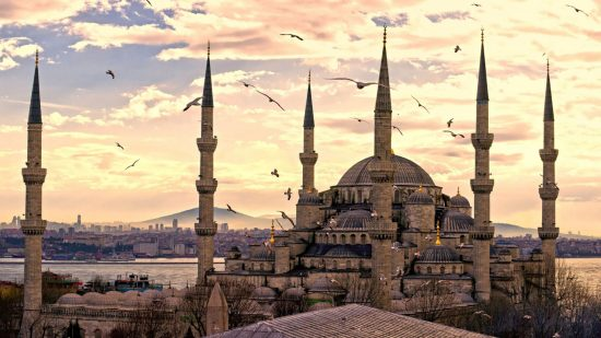 Turkey, a top tourist destination for Eid.