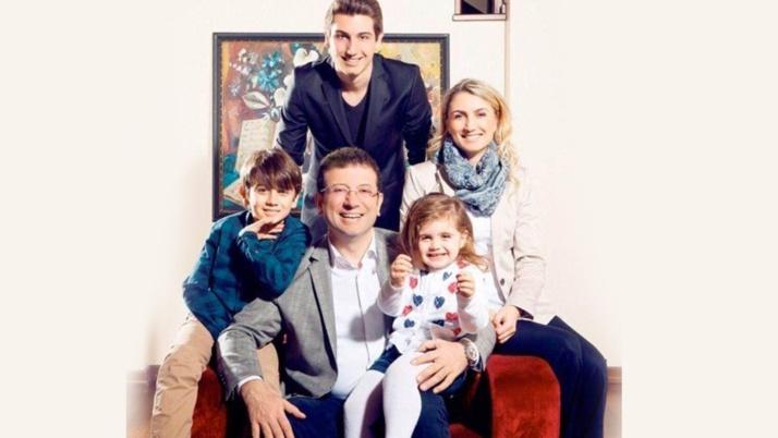 Imamoglu and family