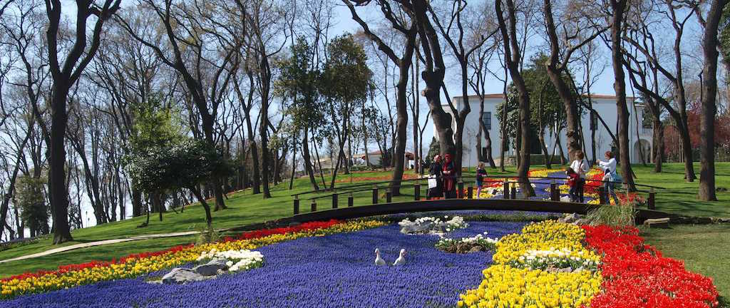 Emirgan park Sariyer