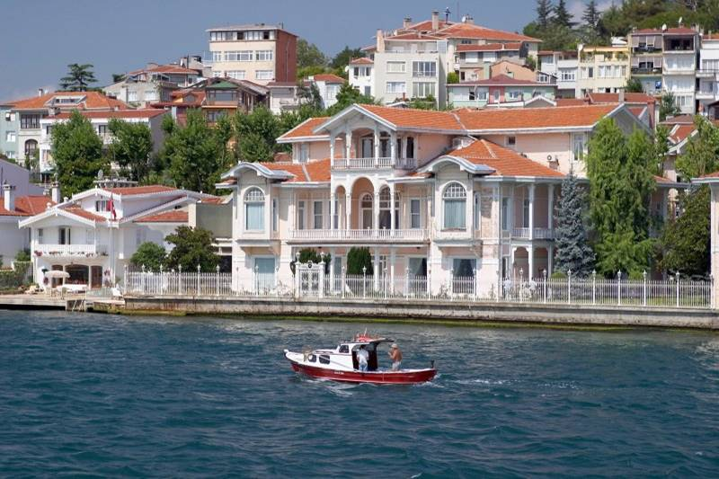 One of the world's most expensive properties, Erbilgin Yalisi