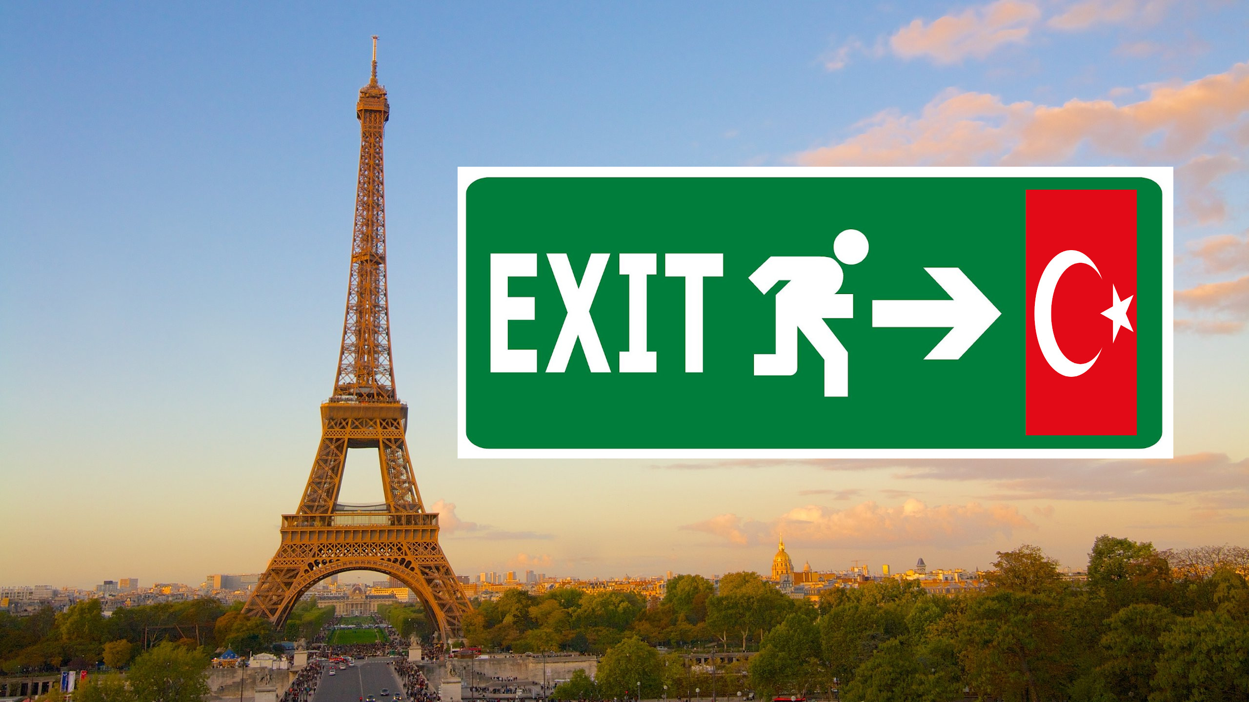 Investors are planning on an Eurozone exit.