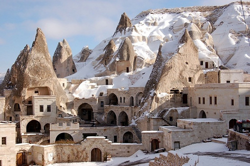 Fairy Chimney Guesthouse, Cappadocia, Turkey