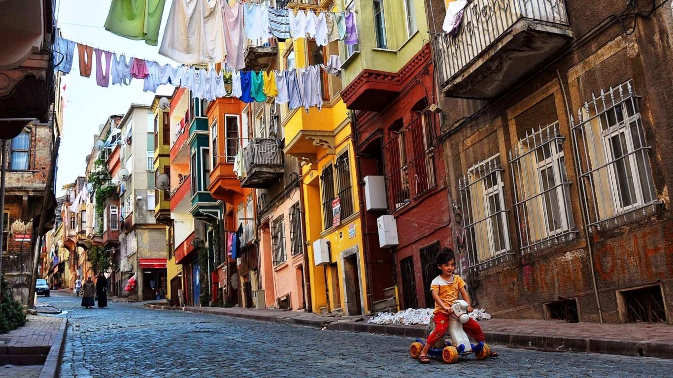 伊斯坦布尔巴拉特