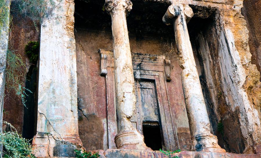 Fethiye Rock Tomb