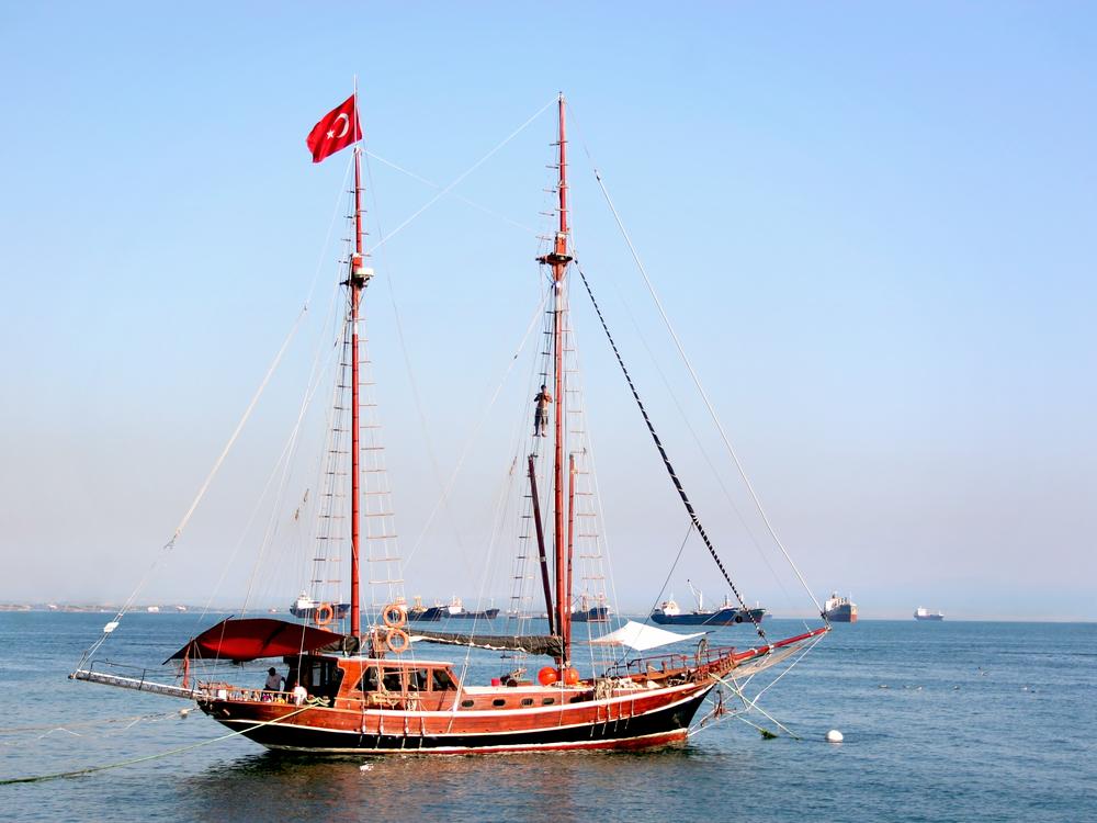 费特希耶至安塔利亚邮轮