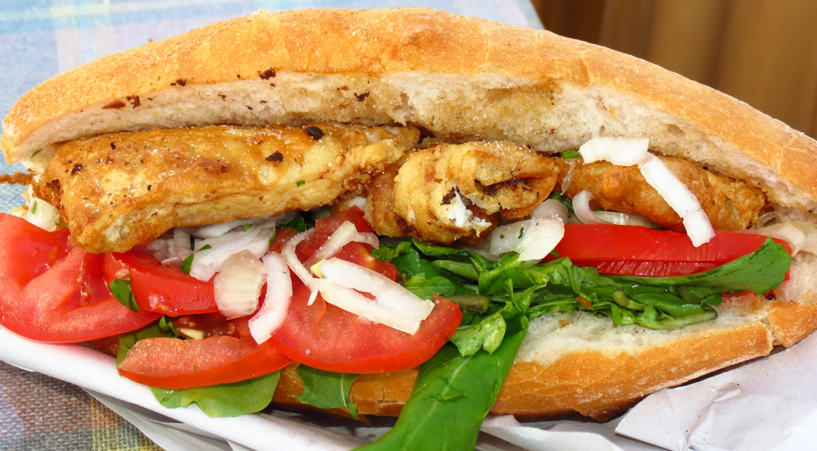 26 incredible turkish foods you have to try property turkey for Fish sandwich near me