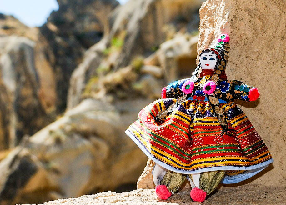 Folk dolls in Turkey