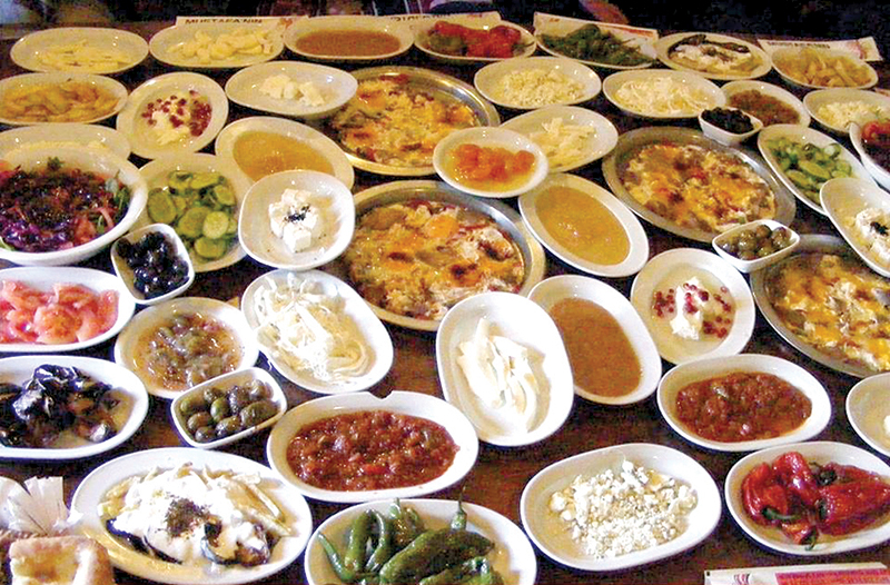 Food – Beginners Guide to Turkish Food Customs and