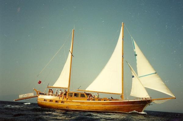 The Forsa Mustafa gulet