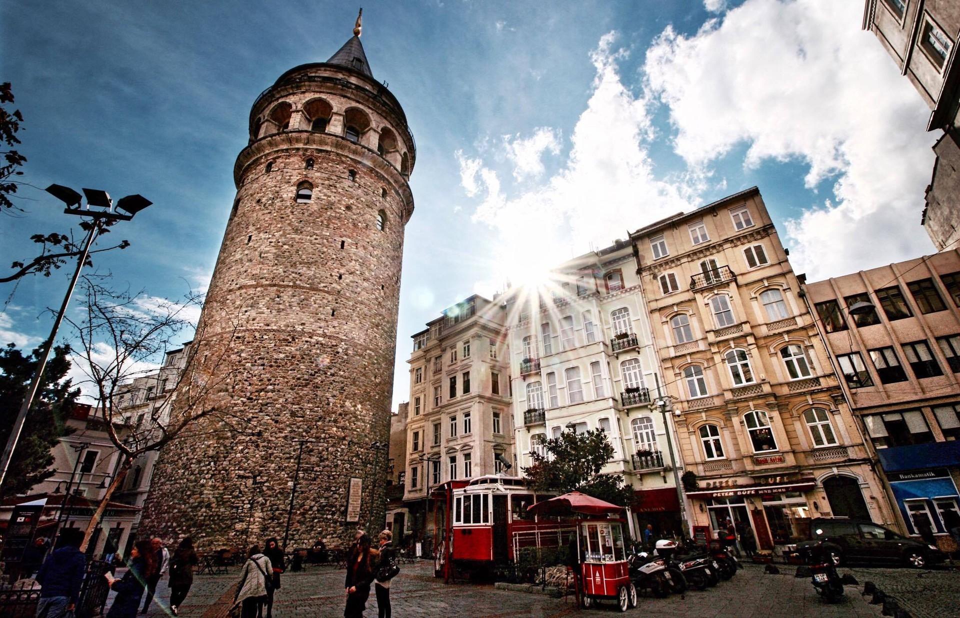 伊斯坦布尔加拉塔