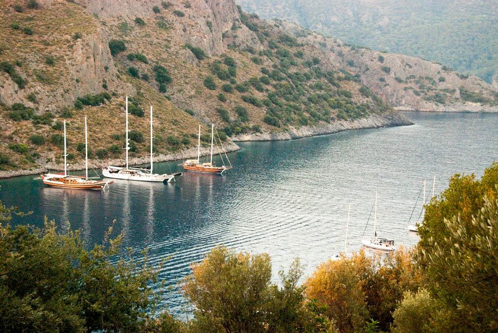 Gemiler Island Fethiye