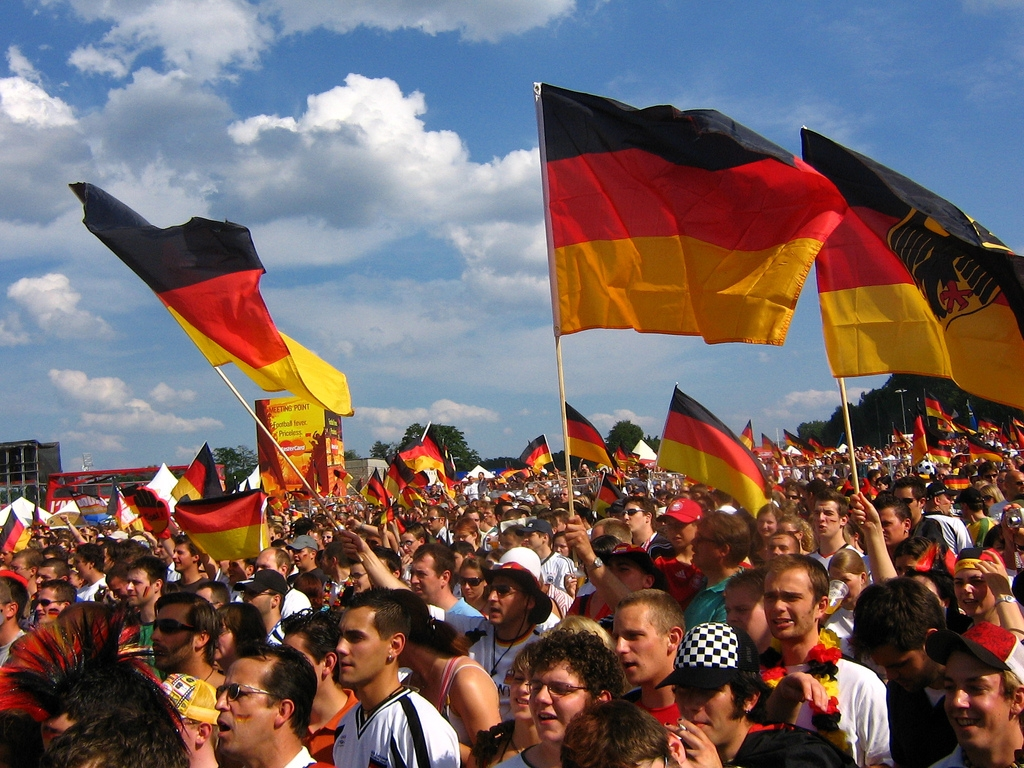 German tourists in Turkey