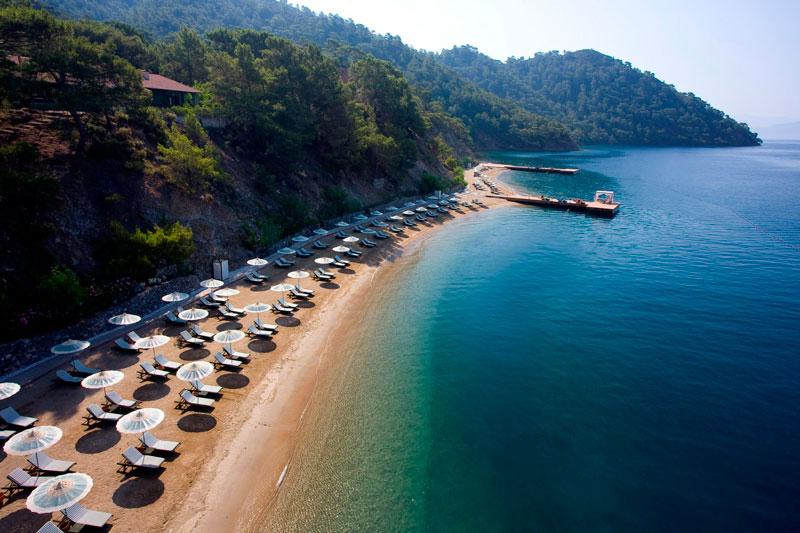 Gocek Beach