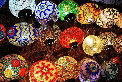 Turkey grand bazaar