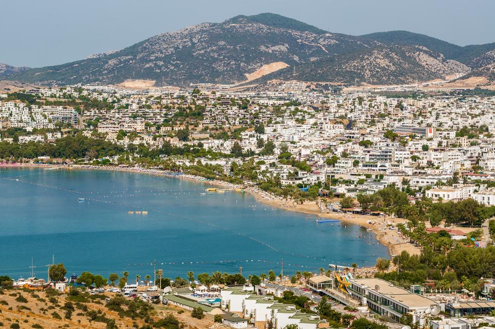 Gumbet in Turkey