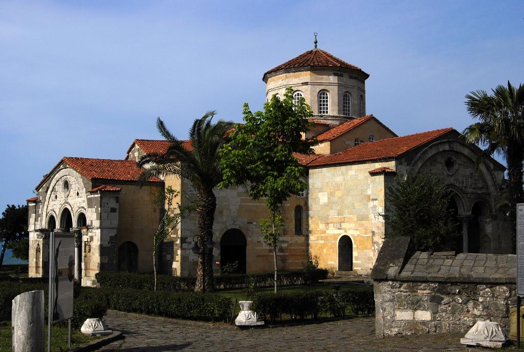 Hagia Sophia Trabzon