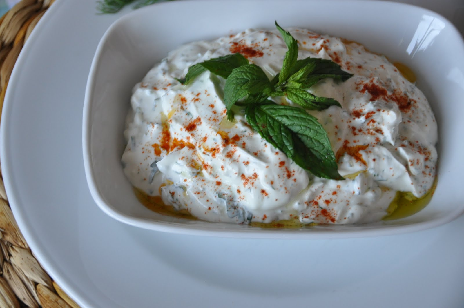 Haydari, Turkish meze