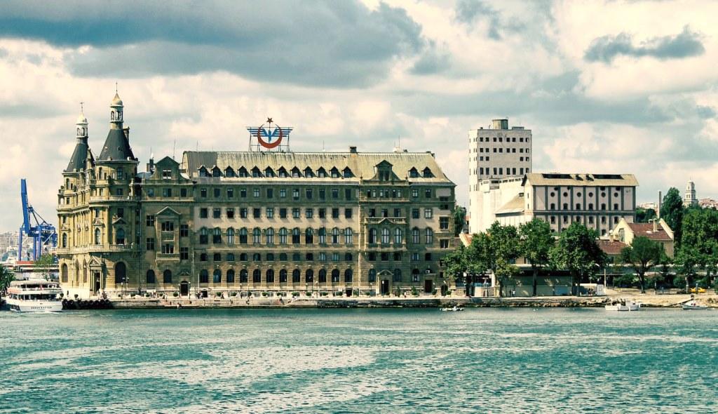 Haydarpasa Istanbul