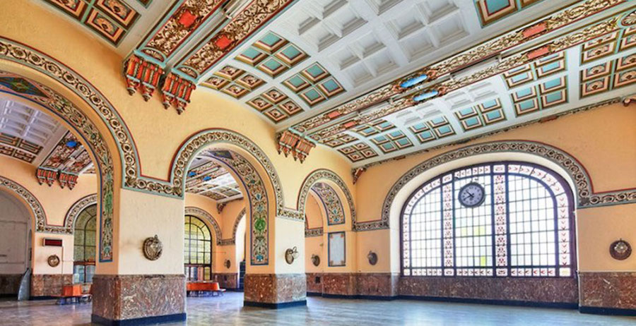 Haydarpasa train station