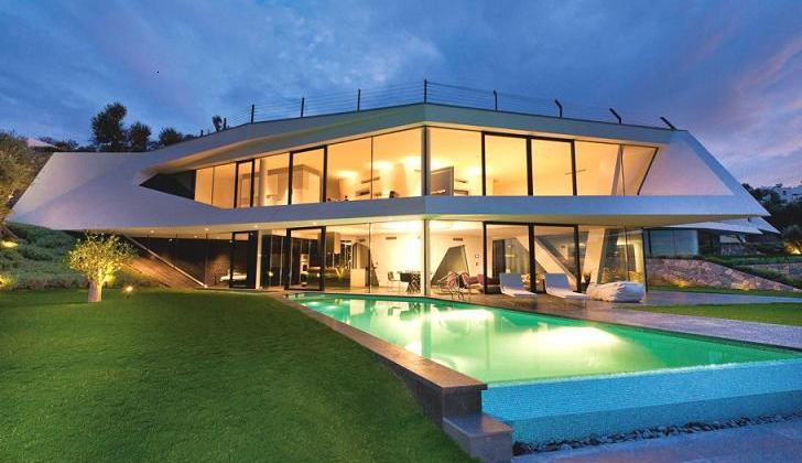 Hebil Koy villas