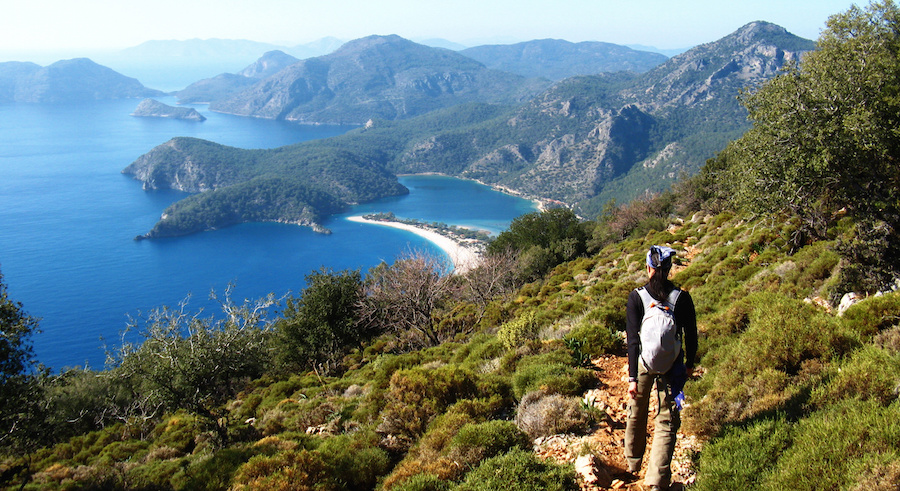 The Lycian Way Turkey