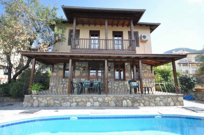Holiday home in Uzumlu