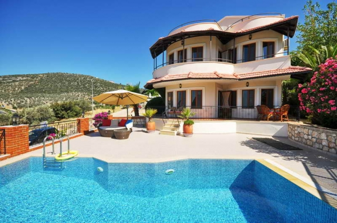 Kalkan holiday home