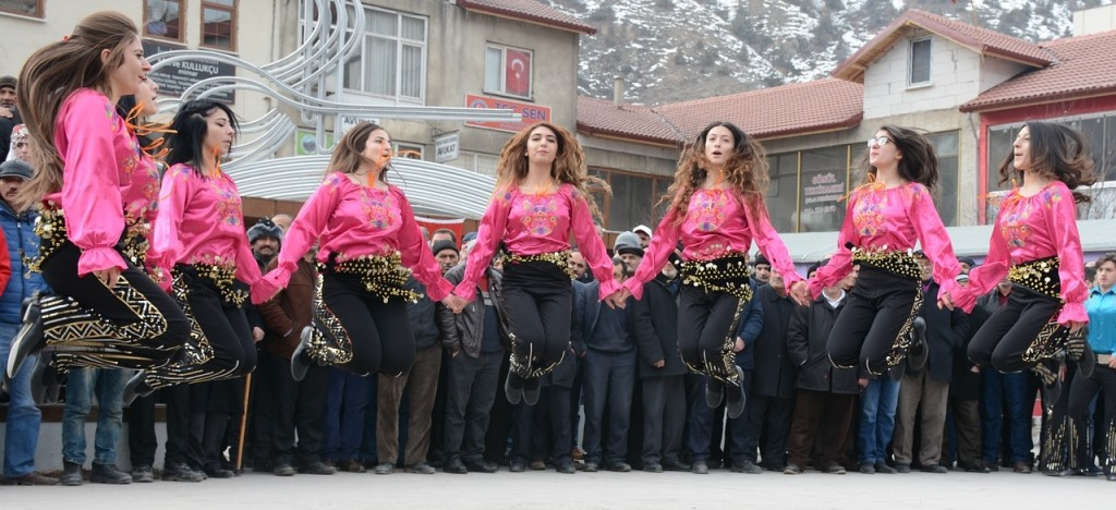 Horon dance Turkey