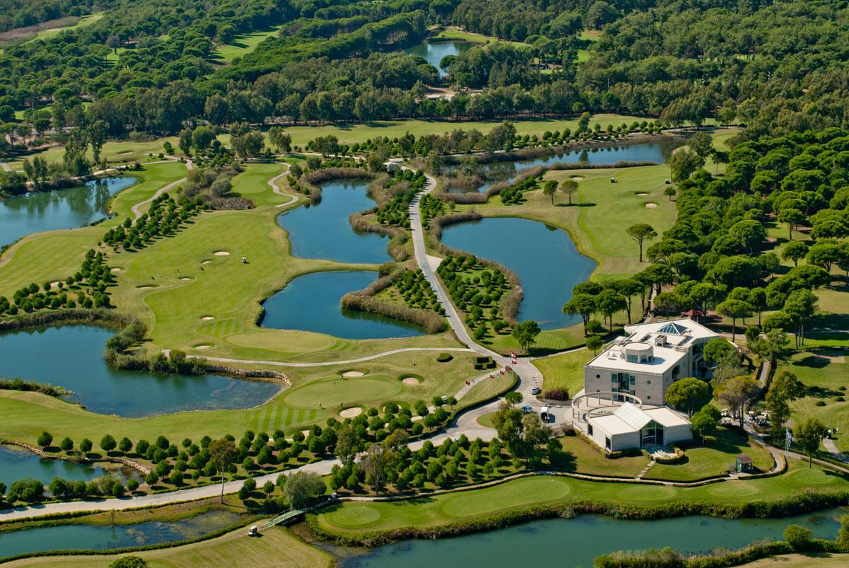 Golf in Belek, Antalya