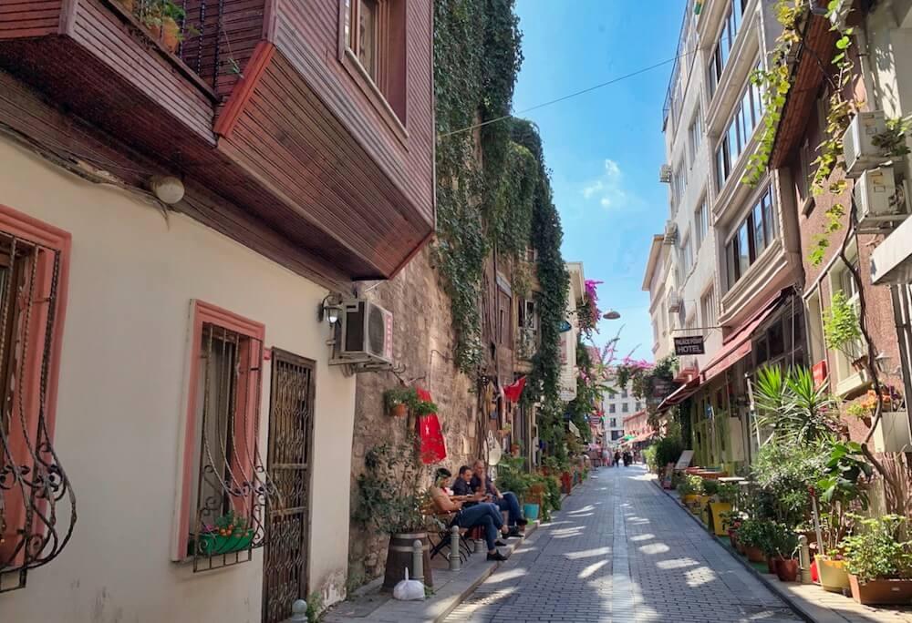 伊斯坦布尔房地产