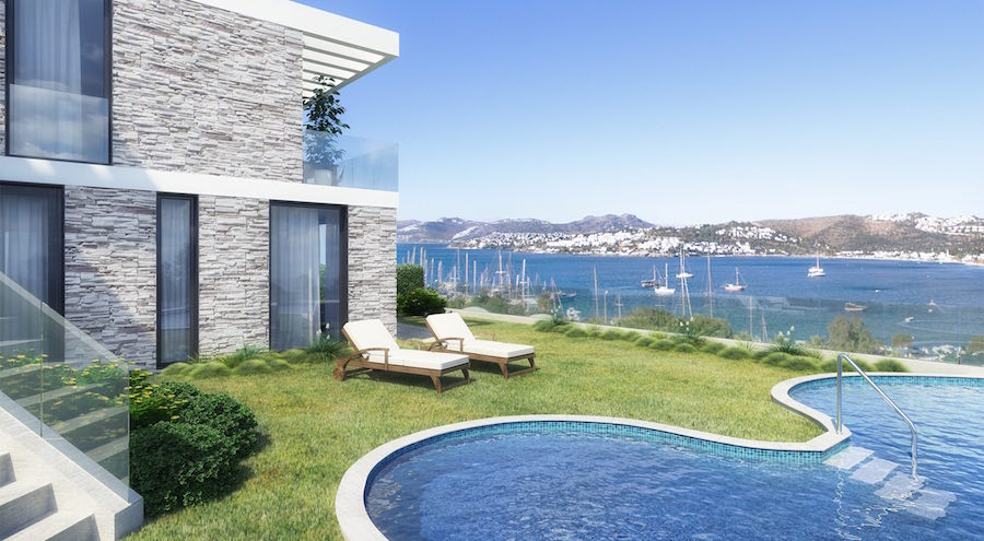 Modern Bitez real estate