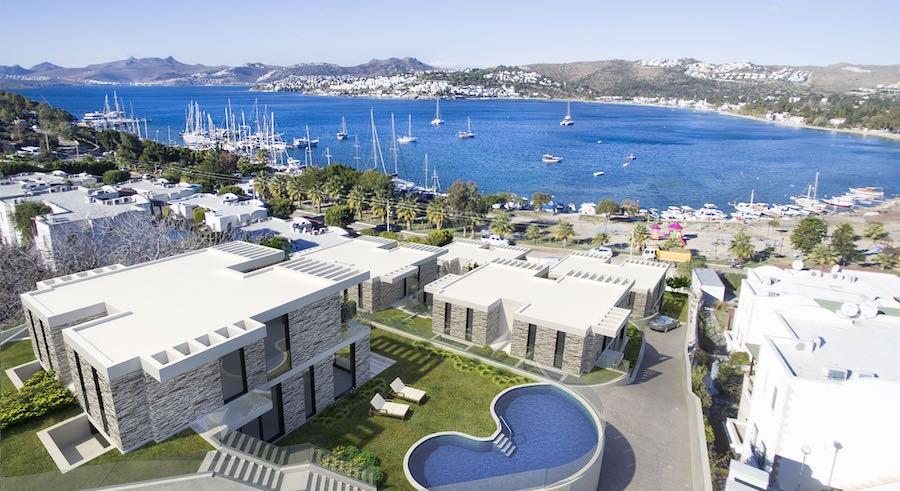 Bitez sea view