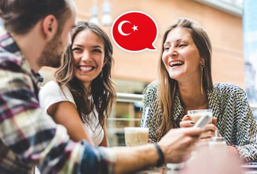 Learning Turkish takes perservance but can be a lot of fun.