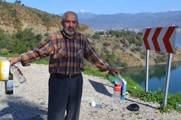 Environmentalist Imam Fethiye