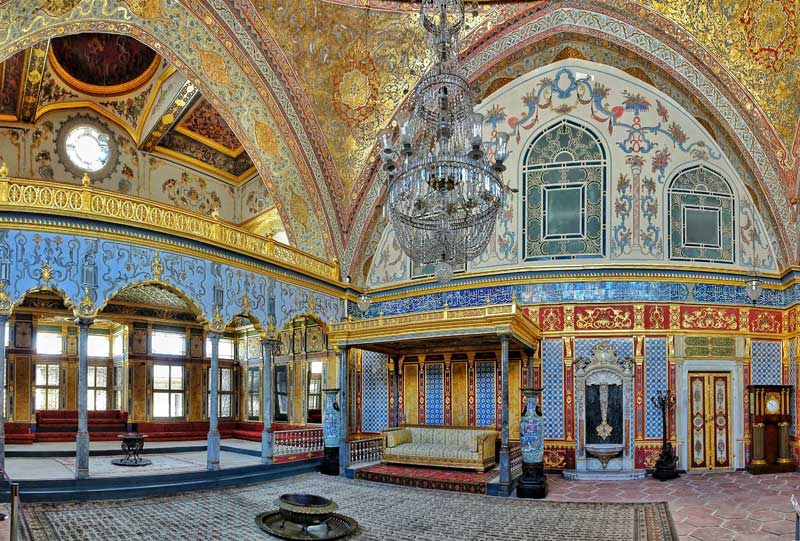 Imperial Hall, Topkapi Palace