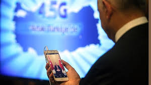 4.5G mobile Turkey