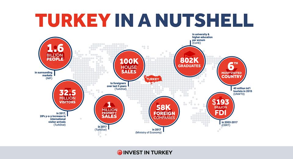 Инвестиции в Турцию