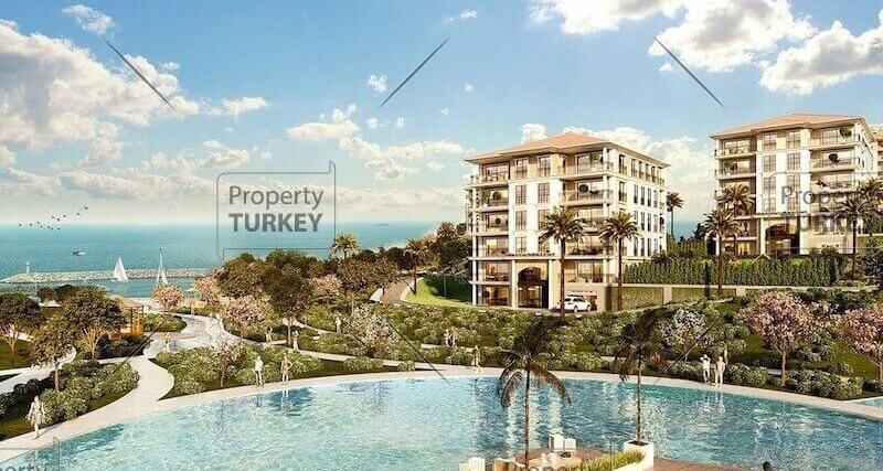 Istanbul apartment