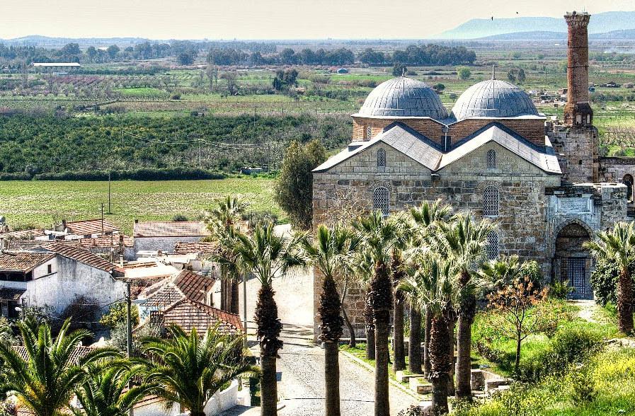 Isa Bey Mosque Turkey
