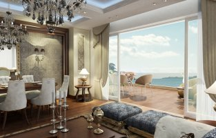 The Penthouse Lifestyle of Istanbul