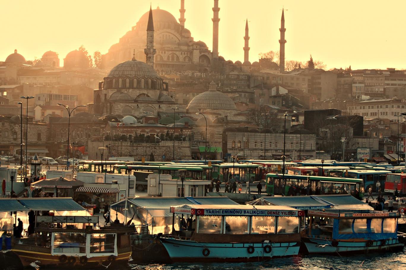 在伊斯坦布尔投资