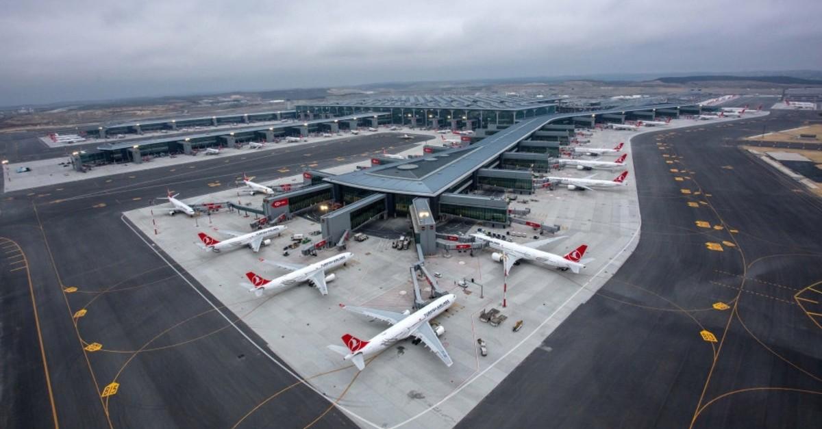 伊斯坦布尔新机场