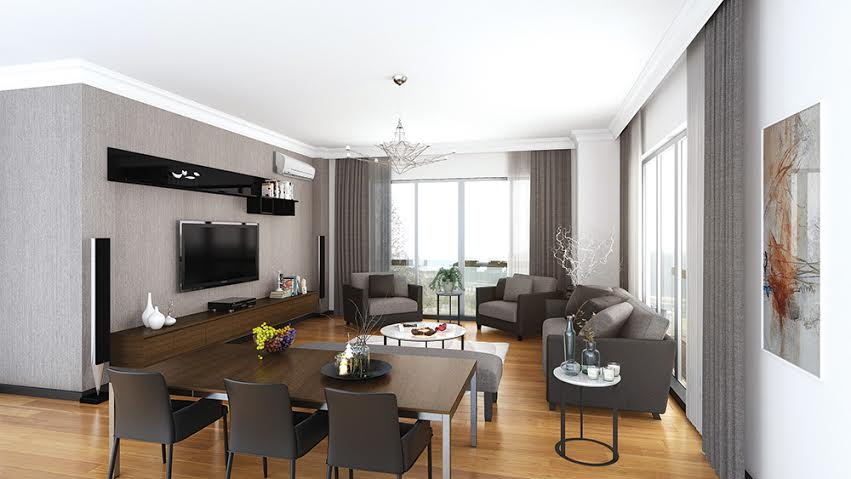 Istanbul property interior