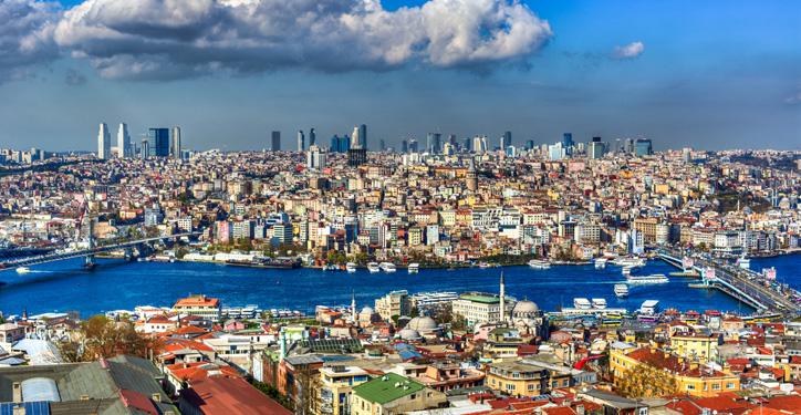 Инвестиции в Стамбул