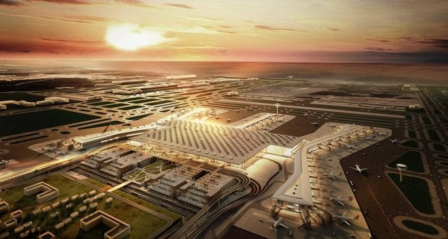 Istanbul New Airport will become the world's largest airport