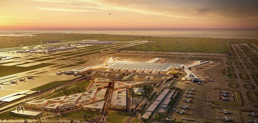 伊斯坦布尔第三机场