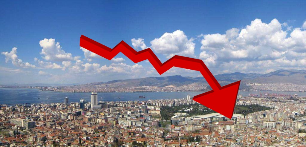 Are Turkish real estate prices falling?