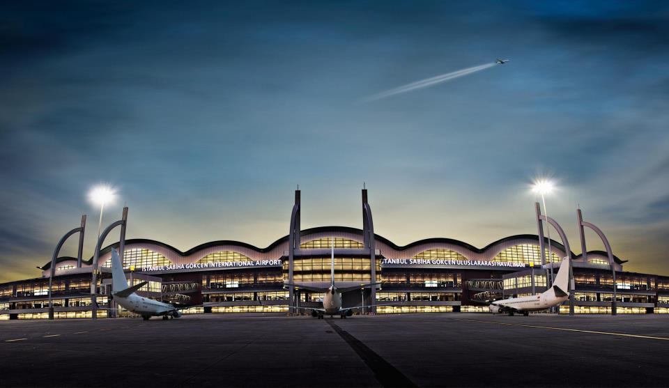 Sabiha Gokcen Airport Istanbul
